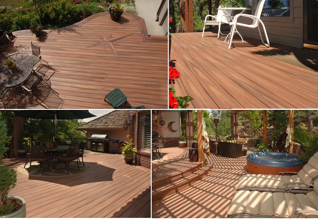 Pisos y maderas - Maderas tropicales para exterior ...